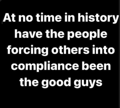 Not the good guys